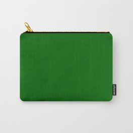 Dark Green Carry-All Pouch