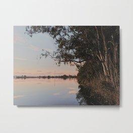 Albufer Natural Park Metal Print