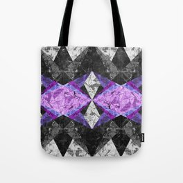 Marble Geometric Background G433 Tote Bag