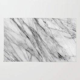 Carrara Marble Rug