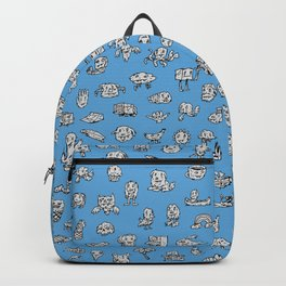 Look Forward To The Past Backpack