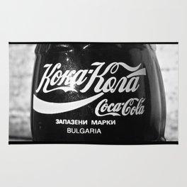 Bulgarian Koka-Kola Rug