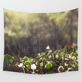 Breath of Wild Air Wall Tapestry