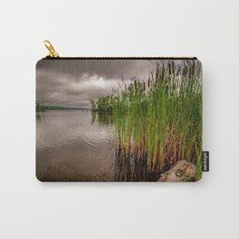 Driftwood And Cattails Carry-All Pouch