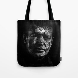 Ernest Shackleton Tote Bag