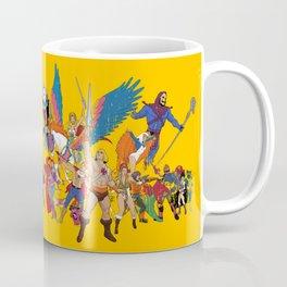 Master of the Universe - He Man & She Ra Coffee Mug