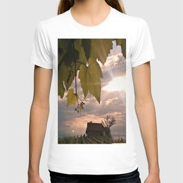 wine yard T-shirt