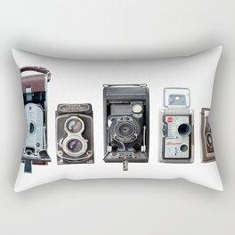 Camera Collection Rectangular Pillow