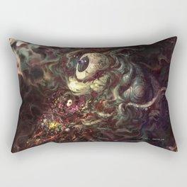 Star Eater Rectangular Pillow