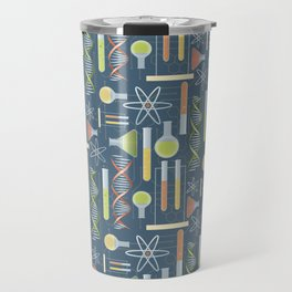 Rational Pattern Travel Mug