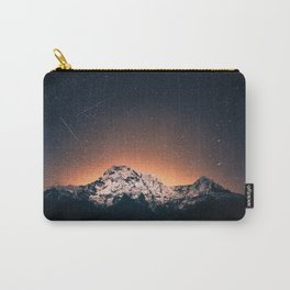 Magical Mountain #galaxy #photography Carry-All Pouch
