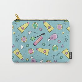 Makeup Doodles Carry-All Pouch