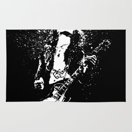 #JIMMY PAGE #explosion Rug