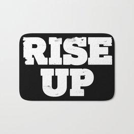Rise Up Bath Mat