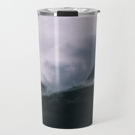Cloud Collision - Silverton CO Travel Mug