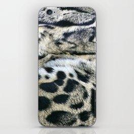 Clouded Leopard iPhone Skin