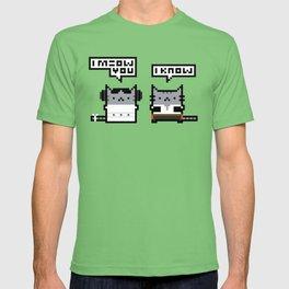 I Meow You - Cat Wars T-shirt