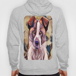 The Norwegian Elkhound Hoody