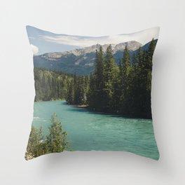 Tête Jaune Cache Throw Pillow