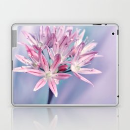 Allium pink 014 Laptop & iPad Skin