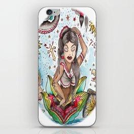 """""""Conchita"""" iPhone Skin"""