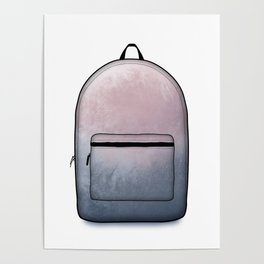 Heard You Like Backpacks Poster