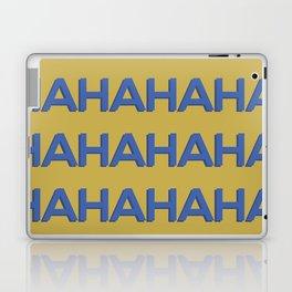 Laugh Out Loud Laptop & iPad Skin