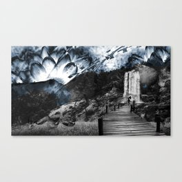 Another world 11 Canvas Print