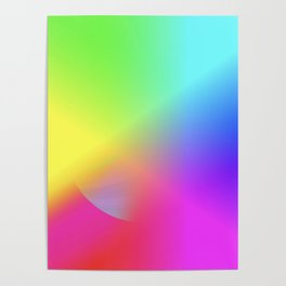 Rainbow series II Poster