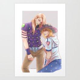 GyJo Art Print