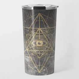 cosmic consciousness Travel Mug