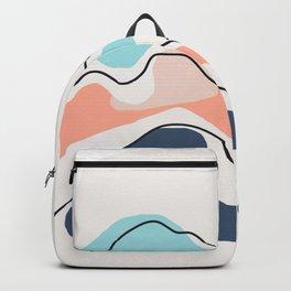 Minimalistic Landscape III Backpack