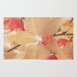 The mystery of orchid (14) Rug