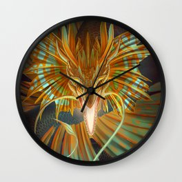 Leviathan  Wall Clock