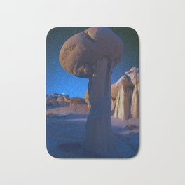 Just A Rock In The Valley Of Dreams Bath Mat