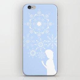 Minimalist Elsa iPhone Skin