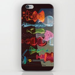 chem is try iPhone Skin