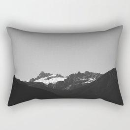 Mountain Haze Rectangular Pillow