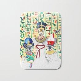 Egyptian Sphynx Bath Mat