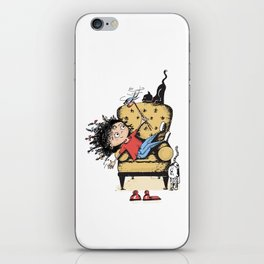 Let's play kitten iPhone Skin