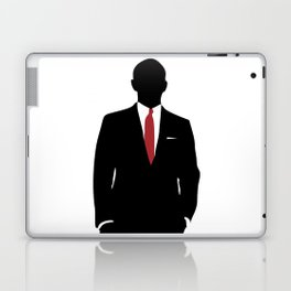Skyfall, James Bond,minimalist design , alternative poster, Daniel Craig, Javier Bardem, Sam Mende Laptop & iPad Skin
