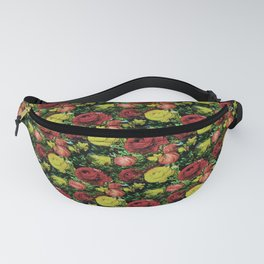 Ranunculus Pattern Fanny Pack