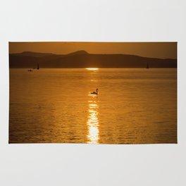 Lake Balaton, Hungary Rug
