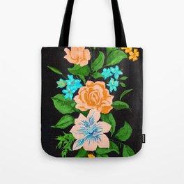 MAHALA FLORAL Tote Bag