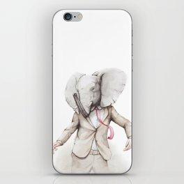 Elephant Dance iPhone Skin
