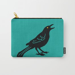Grackle #2 Carry-All Pouch