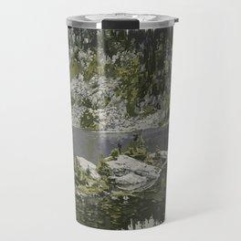 Mount Revelstoke National Park Travel Mug