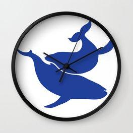 deep love Wall Clock