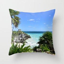 Royals Caribbean View Throw Pillow