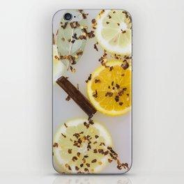 Spicy Lemon iPhone Skin